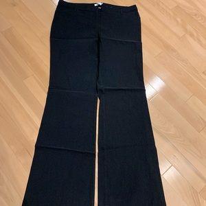Ricki's black wide leg dress pant -size 10